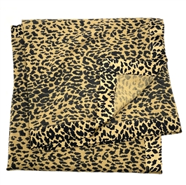 Pure Cashmere Baby Blanket Cheetah 3Ply