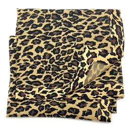 Pure Cashmere Baby Blanket Leopard 3Ply