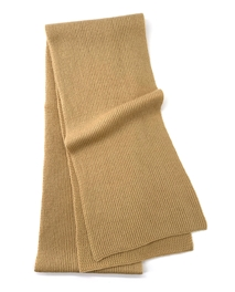 Pure Cashmere Scarf Camel For Man