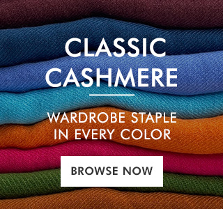 Cashmere for any occasion